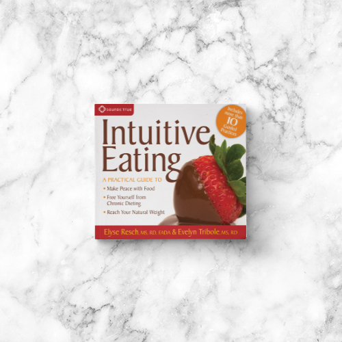Evelyn Tribole: Intuitive Eating - Audiobook