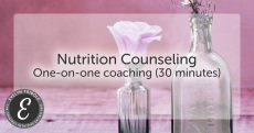 Evelyn Tribole Nutrition Counseling 30 Min Image