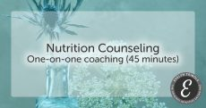 Evelyn Tribole Nutrition Counseling 45 Min