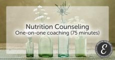 Evelyn Tribble Nutrition Counseling 75 Min